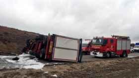 Valladolid-penafiel-accidente-trafico