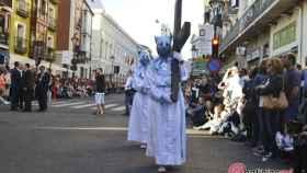 Valladolid Semana Santa Procesion General Viernes Santo 28