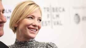 La actriz Cate Blanchett se mostró encantada con el nuevo tratamiento.
