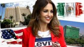 Paula Echevarría en Los Ángeles y México