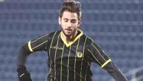 Antony Varenne durante un partido.