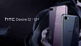HTC Desire 12 y Desire 12+, excelente diseño y pantalla casi sin marcos