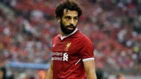 Salah, con el Liverpool. Foto liverpoolfc.com