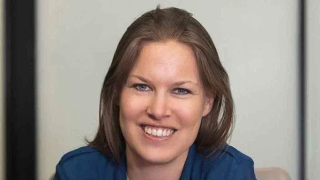 Jo Bertram, nueva directora digital y de estrategia de Telefónica UK.