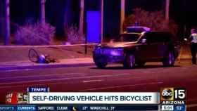 La mujer atropellada en EEUU por un Uber autónomo cruzó fuera del paso de peatones