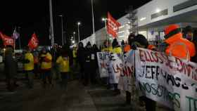 amazon huelga trabajadores