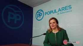 Esther Brio senadora PP