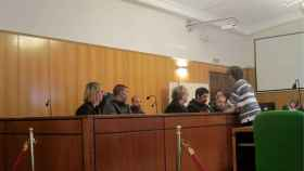 banda arqueta tribunales europa press
