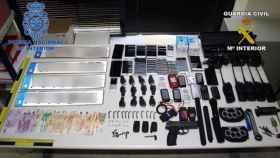 zamora robos poligonos comercios policia nacional