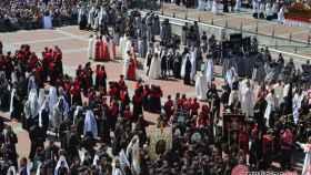 procesion el encuentro semana santa valladolid domingo resurreccion 27