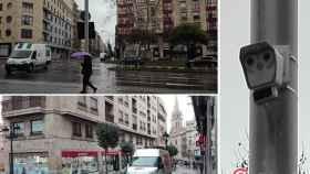 camaras calles peatonales