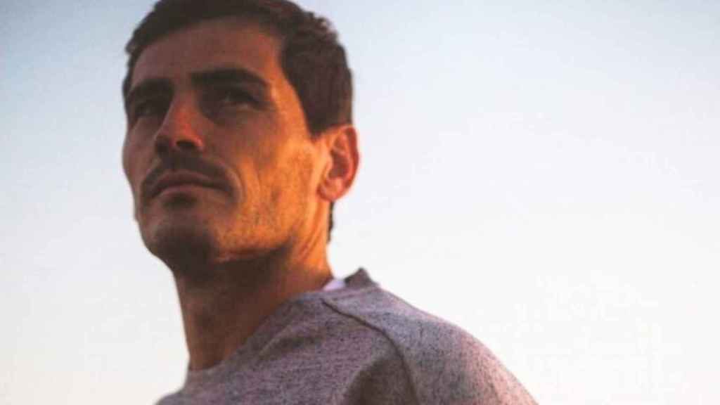 Iker Casillas. Foto: Instagram (@ikercasillas)