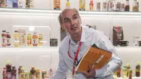 Jean-Christophe Lombard, director del centro de I+D de Coca-Cola para EMEA.