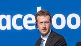 Mark Zuckerberg, presidete de la compañía.