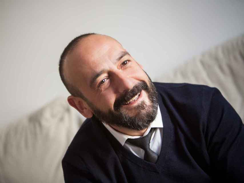 Soy un afiliado de base, pero también Jordi Cañas. Ese es mi capital.