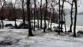 Zamora lago sanabria nieve 3 1