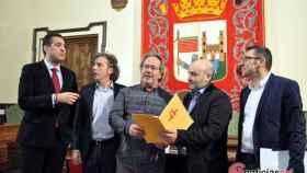 zamora ayuntamiento exposicion leon felipe