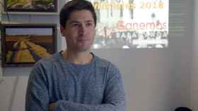 Gabriel-de-la-Mora-diputado-Ganemos-Salamanca-desayuno-informativo