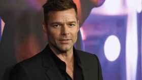 Ricky Martin en el estreno de la serie sobre Gianni Versace. GTRES.