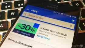 Llega la Superweekend de eBay: Ofertazas en móviles de Samsung, Xiaomi, OnePlus…