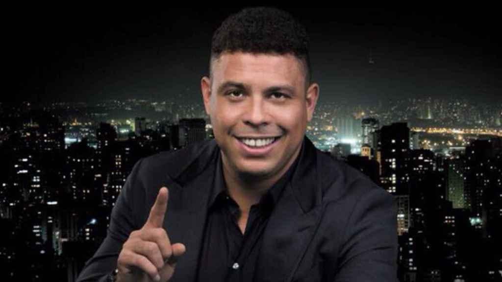 Ronaldo Nazario. Foto: Twitter (@Ronaldo)