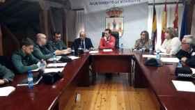 zamora benavente junta seguridad local (1)