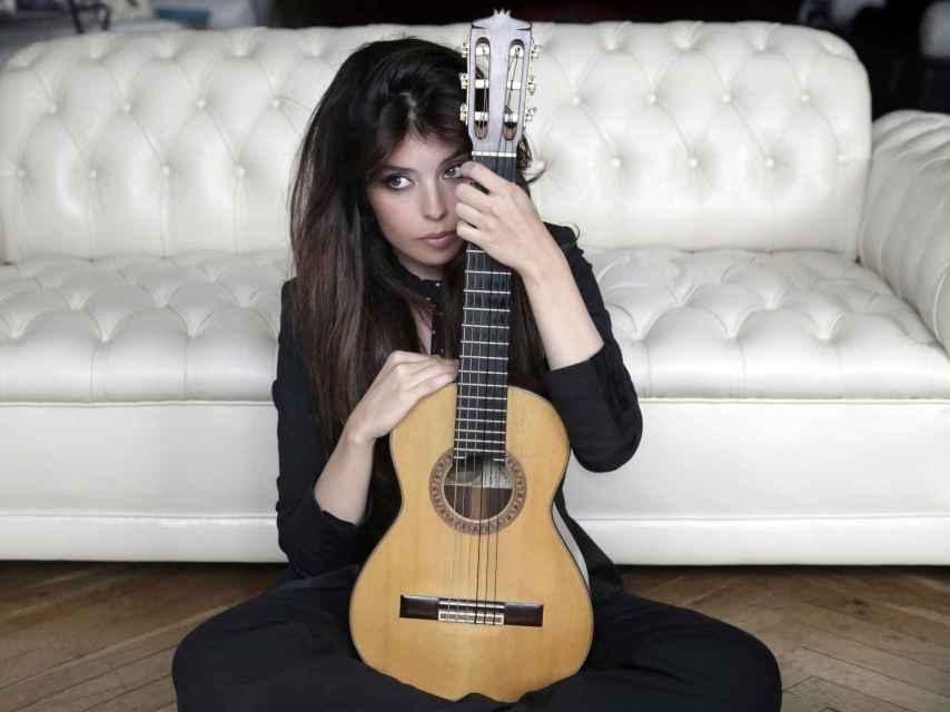 Soleá Morente. Cedida por Sony Music.