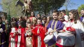 Valladolid-Nava-del-rey-semana-santa-borriquilla-2