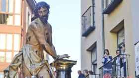 Valladolid Semana Santa Procesion General Viernes Santo 37