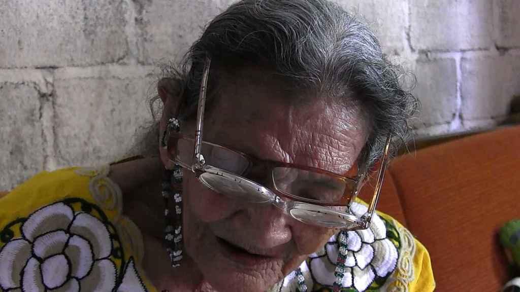 Lupita, mexicana que aprendió a leer con 96 años y quiere seguir estudiando