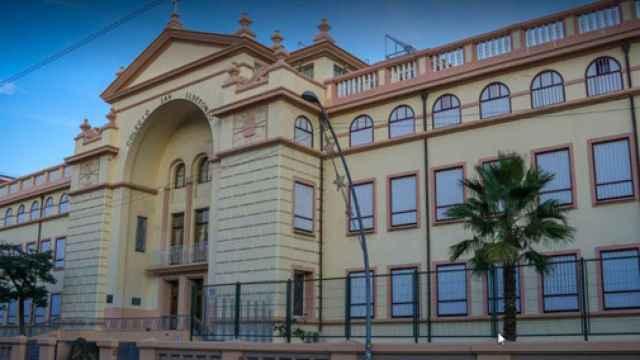 Colegio La Salle de San Ildefonso (Tenerife)