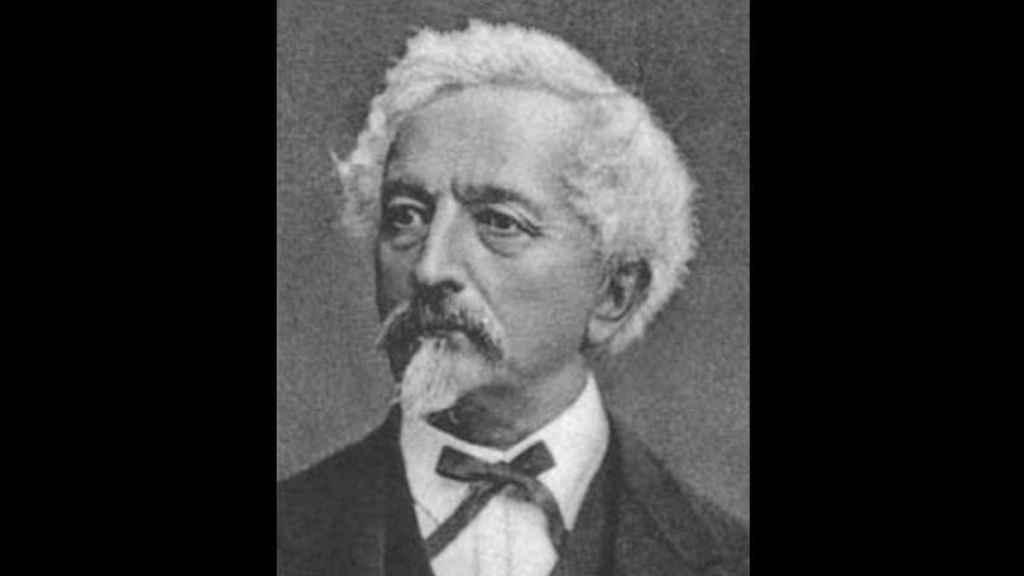 El químico italiano Ascanio Sobrero.