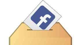 papeleta voto facebook