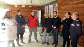 zamora ayuntamiento puesto emergencias cruz roja semana santa (1)
