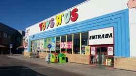 Una tienda de Toys R Us en Valencia.