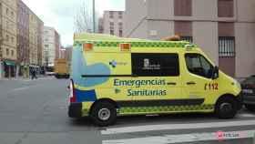 ambulancia calle