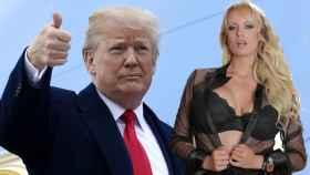 Los genitales de Trump, al descubierto: el último 'cartucho' de Stormy Daniels