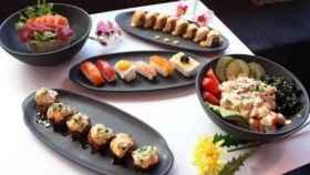 Imagen promocional de 'Miss Sushi'.