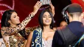 Sthefany Gutierrez,  la última Miss Venezuela coronada hasta la fecha en 2017