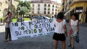 zamora ayuntamiento debate desahucio 1