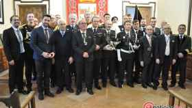 zamora santo entierro hermano honor policia municipal (14)