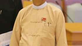 El Parlamento vota por el nuevo presidente de Birmania
