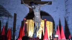 procesion cristo mercedes jueves santo semana valladolid 10