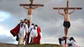 viacrucis juvenil fresno viejo semana santa valladolid 24