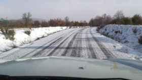 zamora sanabria nieve hielo carretera (1)