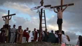 viacrucis juvenil fresno viejo semana santa valladolid 25