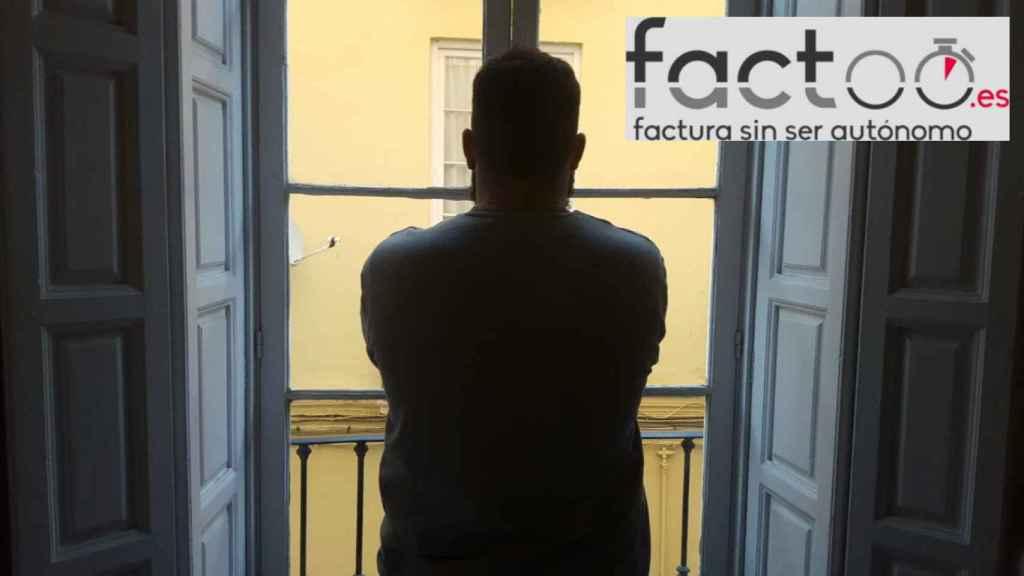 Javier (nombre ficticio), cordobés de 26 años, se siente estafado por el Gobierno porque están culpando a los que menos culpa tienen.