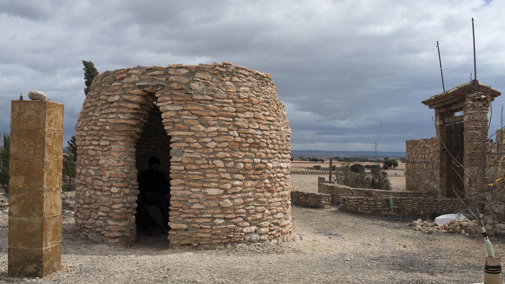 La construcción del Templo de Gaut arrancó en 2006.