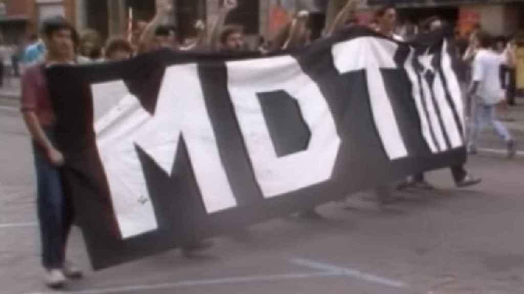 El MDT tenía que convertirse en el vertebrador político del independentismo radical