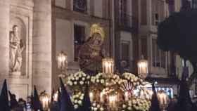 Valladolid-angustias-procesion-sabado-santo